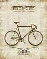 Bike 1986 Fine-Art Print