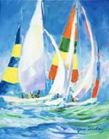 Come Sail Away Fine-Art Print