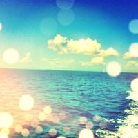 Ocean Breeze I Fine-Art Print
