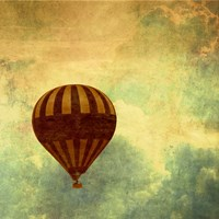 Air Balloon Ride Fine-Art Print