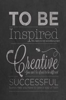 To Be Inspired Fine-Art Print