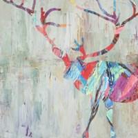 Rhizome Deer Fine-Art Print