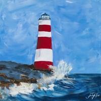 The Lighthouses II Fine-Art Print