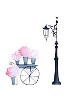 Flower Shopping Fine-Art Print