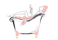 Spa Tub Fine-Art Print