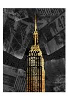 Gold NY Fine-Art Print