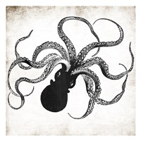 Octopus Ink Fine-Art Print