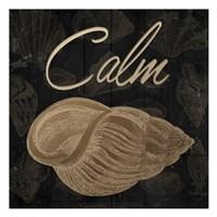 Calming Shell Fine-Art Print