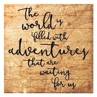Adventures Fine-Art Print