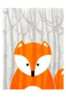 Woodland Fox Fine-Art Print