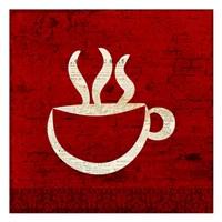 Red Coffee 1 Fine-Art Print
