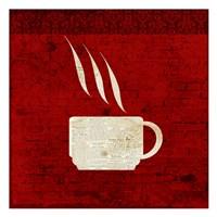 Red Coffee 2 Fine-Art Print
