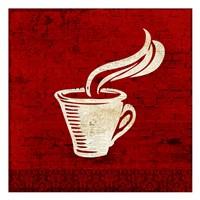 Red Coffee 3 Fine-Art Print