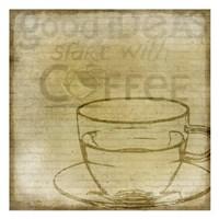Coffee 1 Fine-Art Print