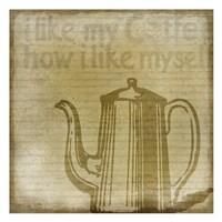 Coffee 2 Fine-Art Print