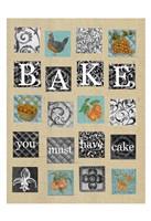 Bake Tiles Fine-Art Print