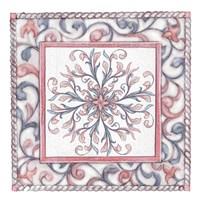 Florentine Rose Quartz & Serenity 1 Fine-Art Print