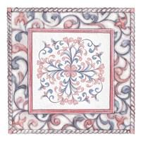 Florentine Rose Quartz & Serenity 3 Fine-Art Print