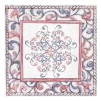 Florentine Rose Quartz & Serenity 4 Fine-Art Print