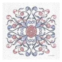 Florentine Scroll 2 Fine-Art Print