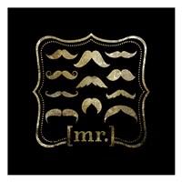 Mustache Galore Fine-Art Print