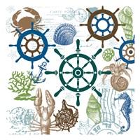 Natural Sea Life Fine-Art Print