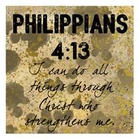 Christ Strength Fine-Art Print