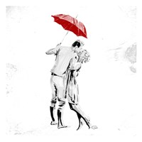 True Love Red Pop Fine-Art Print