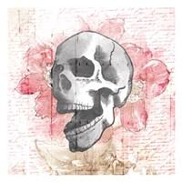 Floral Skull Fine-Art Print