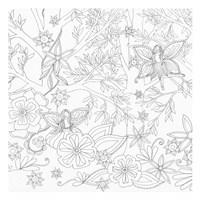 Fairy Floral 1 Fine-Art Print