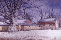 Milky Way Farm Fine-Art Print