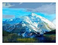 Blue Mountain Fine-Art Print