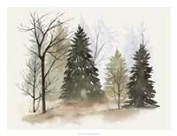 In the Mist II Fine-Art Print