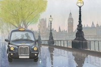 Along the Thames v.2 Fine-Art Print