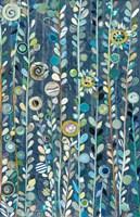 Navy Blue Sky Panel Fine-Art Print