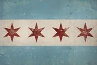 Chicago Flag Fine-Art Print