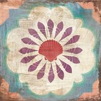 Bohemian Sea Tiles VI Fine-Art Print