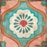 Bohemian Sea Tiles VIII Fine-Art Print