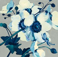 Anemones Japonaises II Fine-Art Print