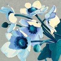 Anemones Japonaises III Fine-Art Print