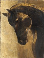 Trojan Horse II Gold Fine-Art Print