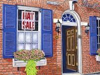 Hat Shop - Notl Fine-Art Print