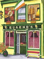 Ireland - Eugene's Pub Fine-Art Print