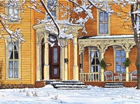 Welcome Home, Springville Ny Fine-Art Print
