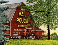 Mail Pouch Barn 2 Fine-Art Print
