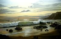 Waves Fine-Art Print
