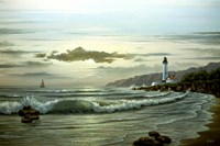 Lighthouse 4 Fine-Art Print