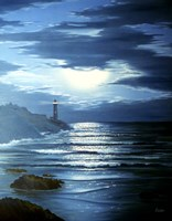 Lighthouse 5 Fine-Art Print