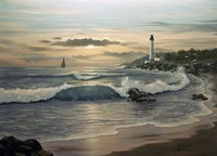 Lighthouse 6 Fine-Art Print
