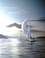 White Sails Fine-Art Print